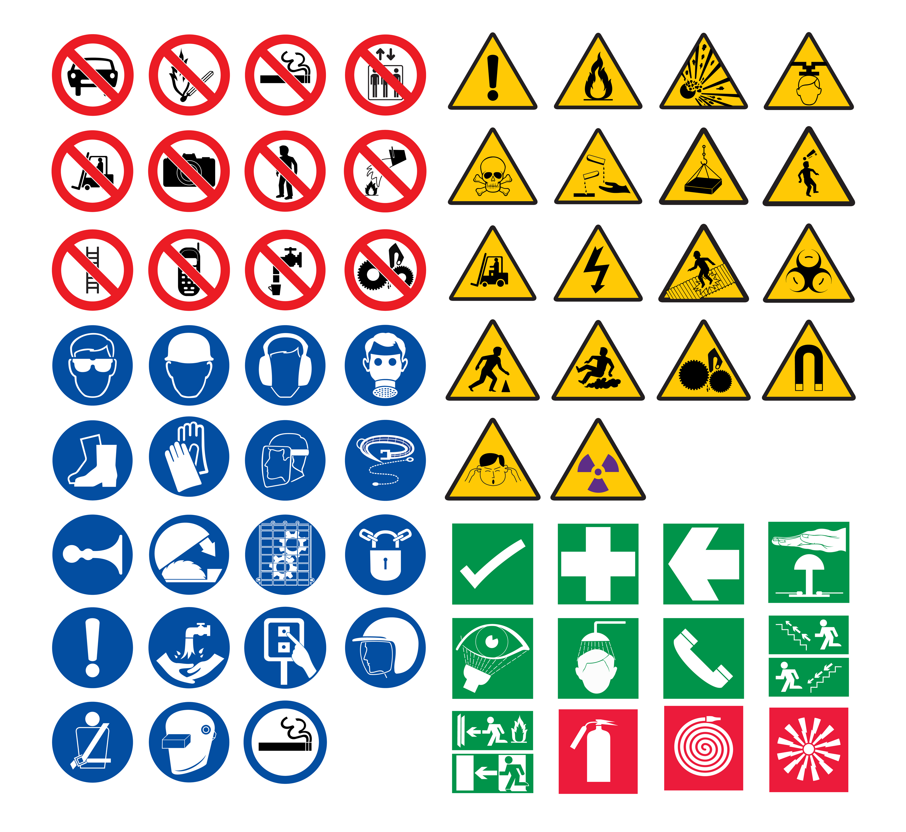 Safety Signage And Your Workplace.